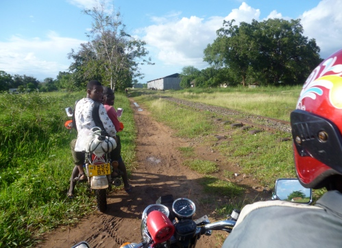 Getting to Matipwili from Dar Es Salaam