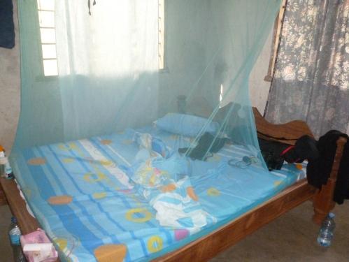 My room in Matipwili