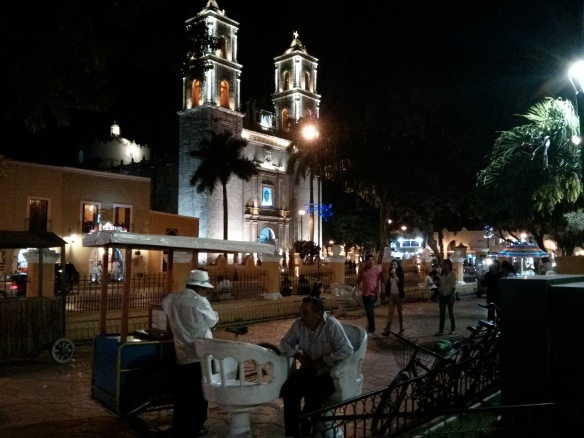 Valladolid nights