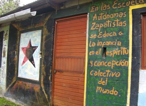 Oventic Chiapas School